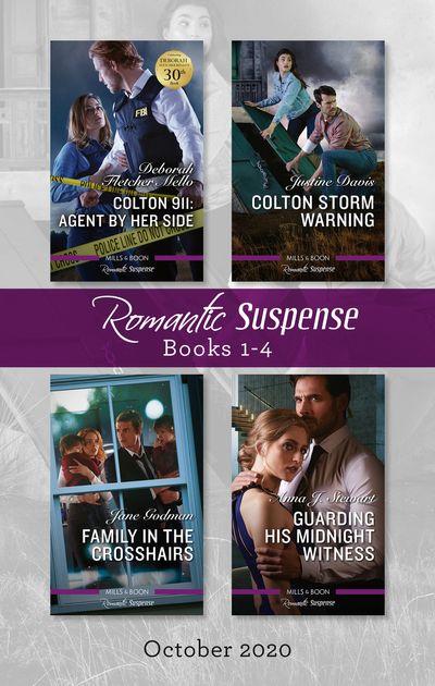 Romantic Suspense Box Set 1-4 Oct 2020 /Colton 911