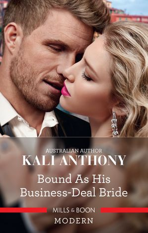 Bound as His Business-Deal Bride