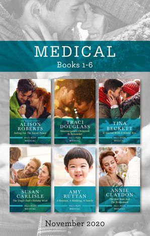 Medical Box Set 1-6 Nov 2020/Falling for the Secret Prince/Neurosurgeon's Christmas to Remember/It Started with a Winter Ki