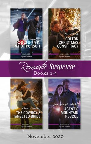 Romantic Suspense Box Set 1-4 Nov 2020/Colton 911