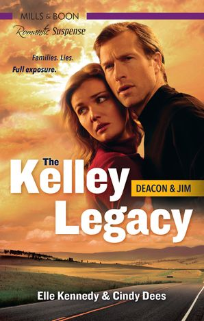 The Kelley Legacy Bks 5-6/Missing Mother-To-Be/Captain's Call of Du