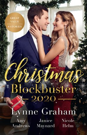 Christmas Blockbuster 2020/The Italian's Christmas Child/A Christmas Miracle/Billionaire Boss, Holiday Baby/Stone Cold Christmas Ranger