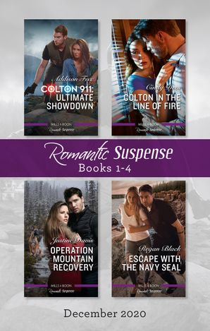 Romantic Suspense Box Set 1-4 Dec 2020/Colton 911