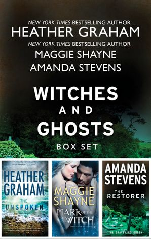 Witches and Ghosts Box Set/The Unspoken/Mark of the Witch/The R