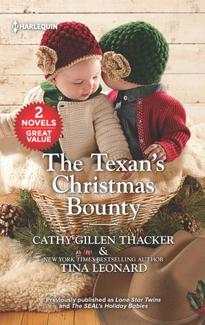 The Texan's Christmas Bounty/Lone Star Twins/The SEAL's Holiday B