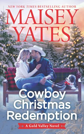 Cowboy Christmas Redemption