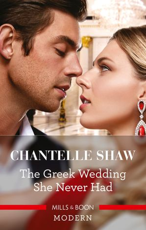 The Greek Wedding She Never Had
