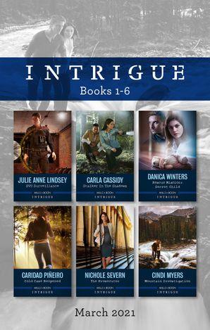 Intrigue Box Set Mar 2021/SVU Surveillance/Stalker in the Shadows/Rescue Mission