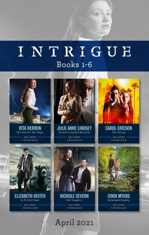 Intrigue Box Set Apr 2021/The Secret She Kept/Protecting His Witness/The Setup/K-9 Cold Case/The Suspect/Presumed Deadly