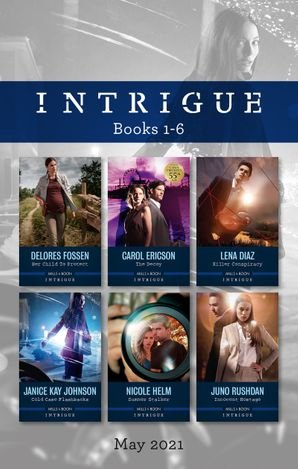 Intrigue Box Set May 2021/Her Child to Protect/The Decoy/Killer Conspiracy/Cold Case Flashbacks/Summer Stalker/Innocent Hostage