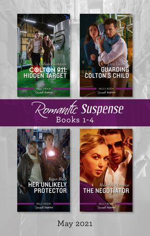 Suspense Box Set May 2021/Colton 911