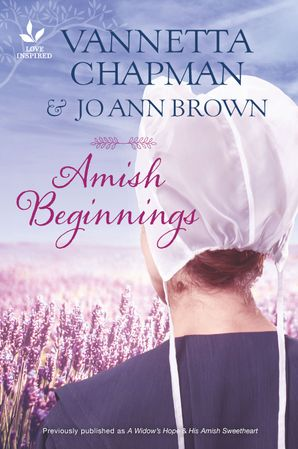 A Widow's Hope/His Amish Sweetheart
