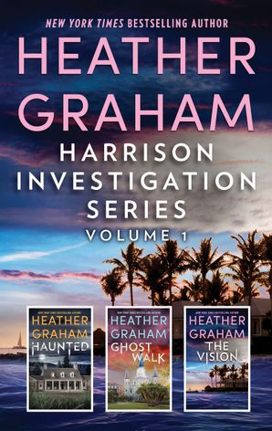Harrison Investigation Series Volume 1/Haunted/Ghost Walk/The Vis