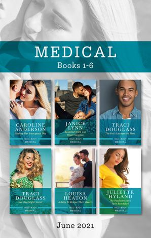 Medical Box Set June 2021/Healing Her Emergency Doc/Reunited with the Heart Surgeon/The Vet's Unexpected Hero/Her One-Night Secret/A Baby to
