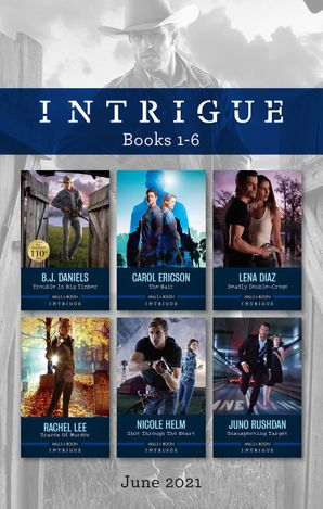 Intrigue Box Set June 2021/Trouble in Big Timber/The Bait/Deadly Double-Cross/Conard County