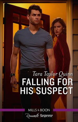 Falling for His Suspect