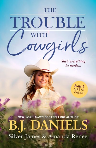The Trouble with Cowgirls/The Cowgirl in Question/Convenient Cowgirl Bride/The Trouble with Cowgirls