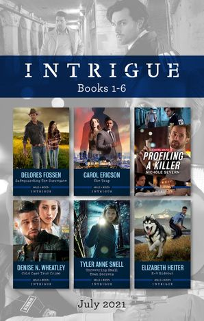 Intrigue Box Set July 2021/Safeguarding the Surrogate/The Trap/Profiling a Killer/Cold Case True Crime/Uncovering Small Town Secr