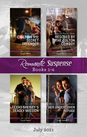 Suspense Box Set July 2021/Colton 911