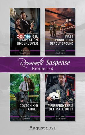 Suspense Box Set Aug 2021/Colton 911