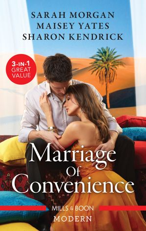 Marriage Of Convenience/Lost to the Desert Warrior/Marriage Made on Paper/Too Proud to be Bought