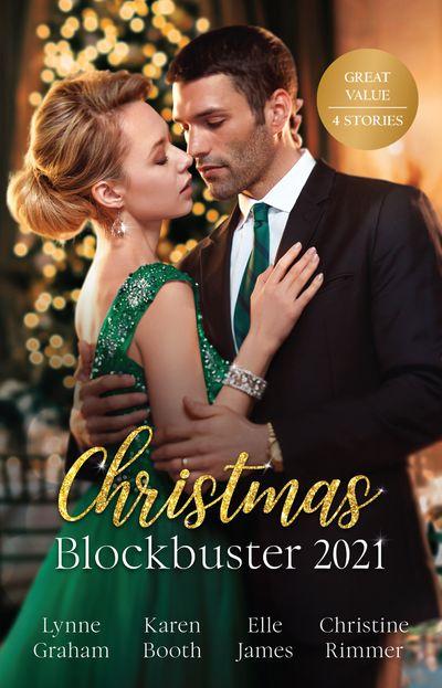 Christmas Blockbuster 2021/The Greek's Surprise Christmas Bride/A Christmas Temptation/Clandestine Christmas/Same Time, Next Christmas