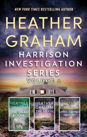 Harrison Investigation Series Volume 2/The Dead Room/The Death Dealer/Unhallowed Ground