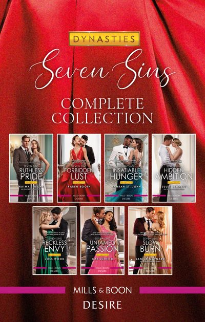 Dynasties Seven Sins Complete Collection/Ruthless Pride/Forbidden Lust/Insatiable Hunger/Hidden Ambition/Reckless Envy/Untamed Passion/Sl