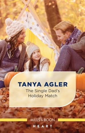 The Single Dad's Holiday Match