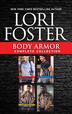 Body Armor Complete Collection/Under Pressure/Hard Justice/Close Contact/Fast Burn