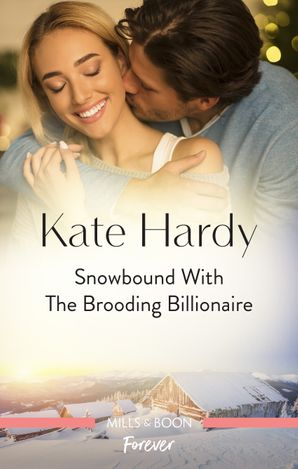 Snowbound with the Brooding Billionaire
