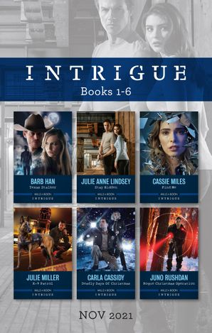Intrigue Box Set Nov 2021/Texas Stalker/Stay Hidden/Find Me/K-9 Patrol/Deadly Days of Christmas/Rogue Christmas Operation