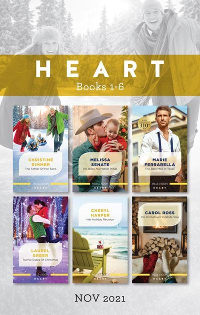 Heart Box Set Nov 2021