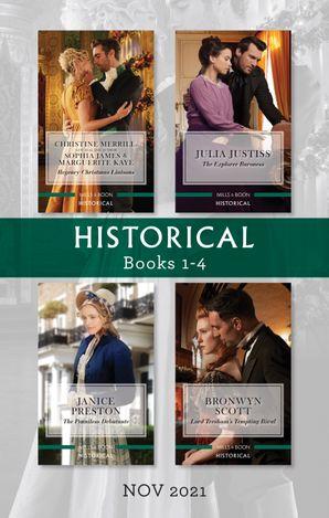 Historical Box Set Nov 2021