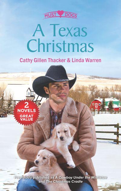 A Texas Christmas/A Cowboy Under the Mistletoe/The Christmas Crad
