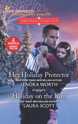 Her Holiday Protector/Holiday on the Run