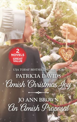 Amish Christmas Joy/An Amish Proposal