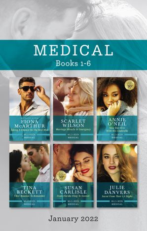 Medical Box Set Jan 2022/Taking a Chance on the Best Man/Marriage Miracle in Emergency/New Year Kiss with His Cinderella/Their Reunion to