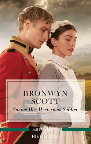 Saving Her Mysterious Soldier