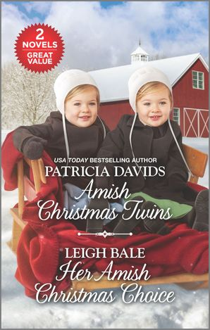 Amish Christmas Twins/Her Amish Christmas Choice