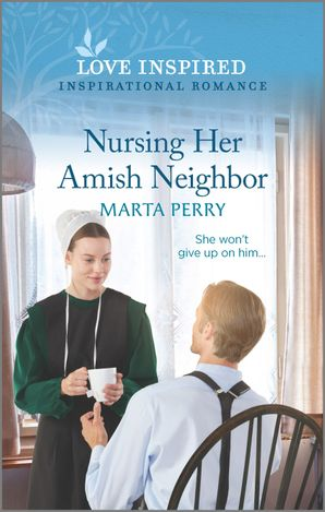 Nursing Her Amish Neighbor