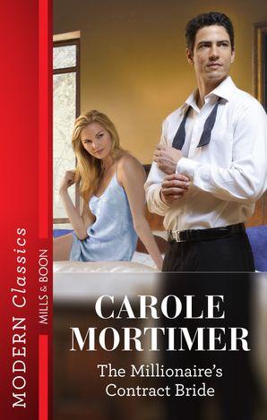 The Millionaire's Contract Bride (novella)