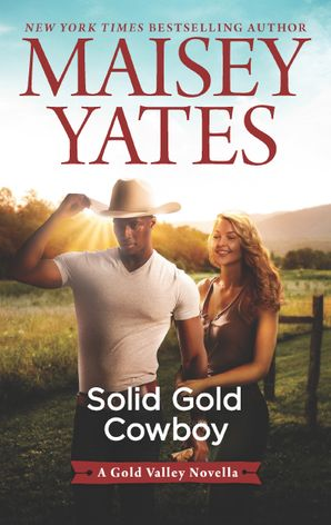 Solid Gold Cowboy (A Gold Vallley novella)