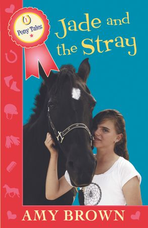 Cover image - Jade and the Stray