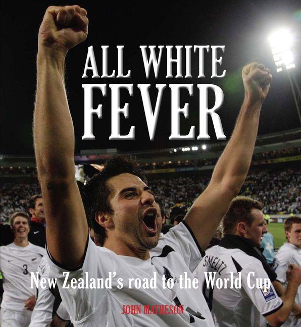 All White Fever - John Matheson - Paperback