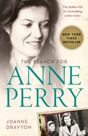 Cover image - The Search for Anne Perry