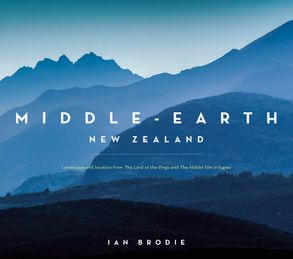 Cover image - Middle-earth New Zealand