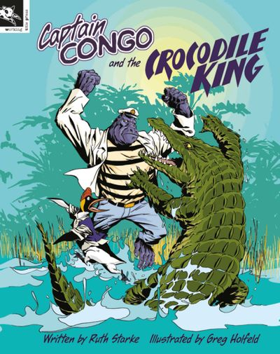 Captain Congo and the Crocodile King