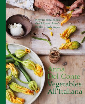 Cover image - Vegetables All'Italiana