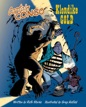 Cover image - Captain Congo and the Klondike Gold
